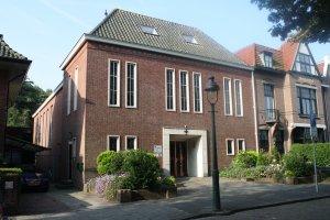 Lezing over kerkgebouw oud-katholieken in Alkmaar